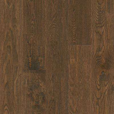 Take Home Sample - Oak Grained Butternut Solid Hardwood Flooring - 5 in. x 7 in.