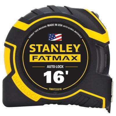 FATMAX 16 ft. Autolock Tape Measure