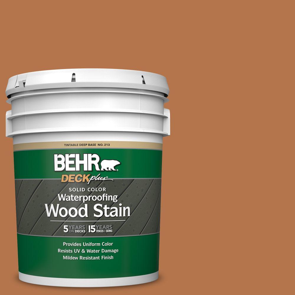 5 gal. #SC-533 Cedar Naturaltone Solid Color Waterproofing Exterior Wood Stain