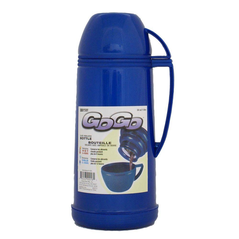 Range Kleen 34 oz. Insulated Beverage Bottle