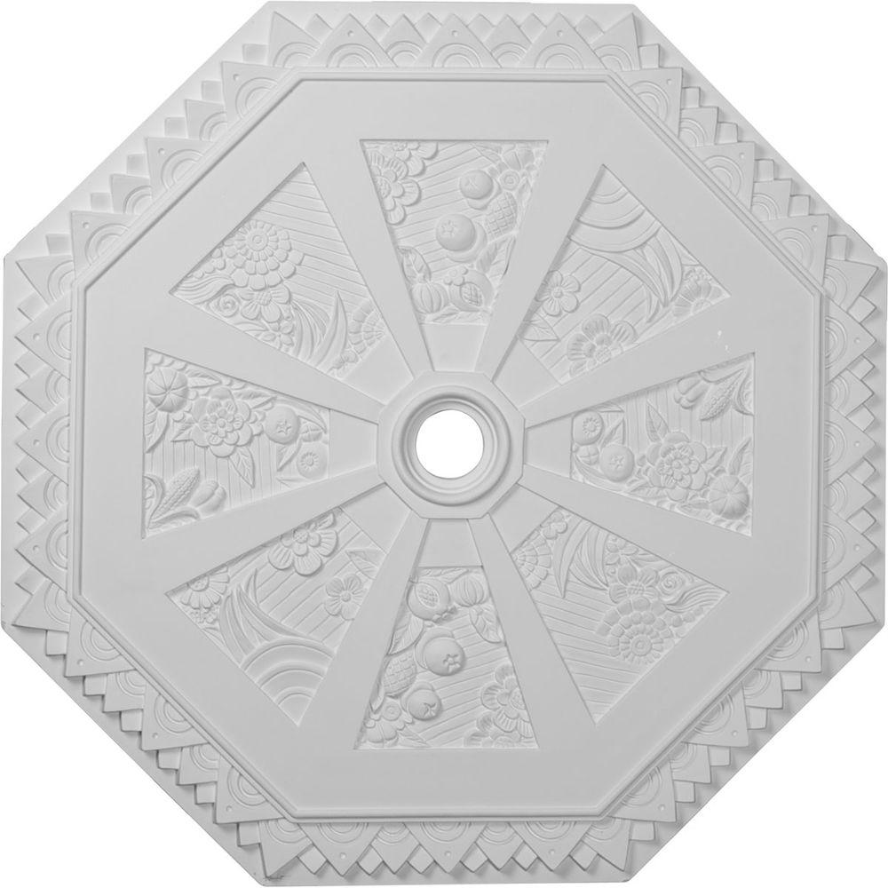 medea ceiling home millwork medallion medallions p ekena in the