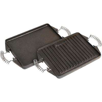 Cast Iron Griddle for Portable Grills