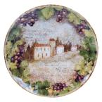 The Sanctuary Wine Collection Round Platter
