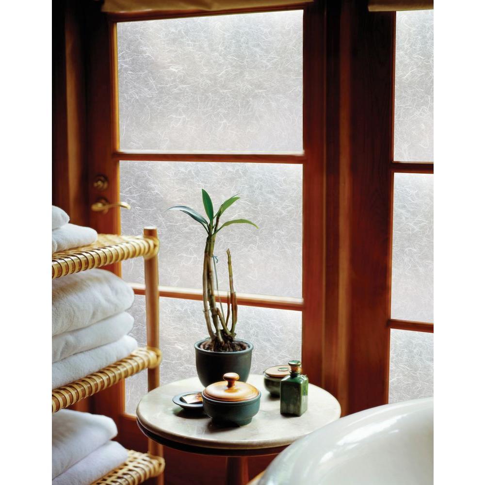Rice Paper Decorative Window Film