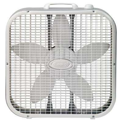 20 in. Box Fan