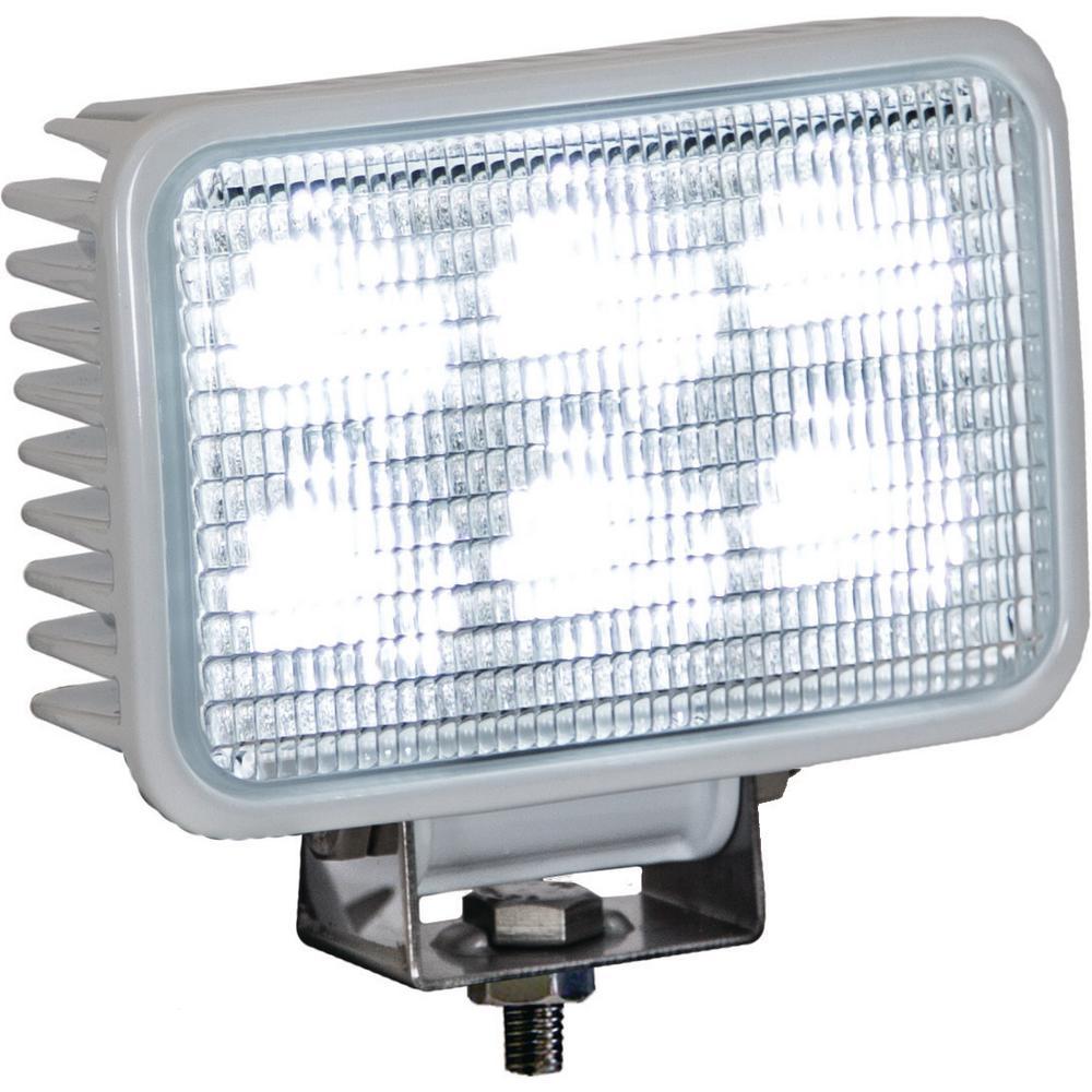 4 in. x 6 in. LED Rectangular Flood Light