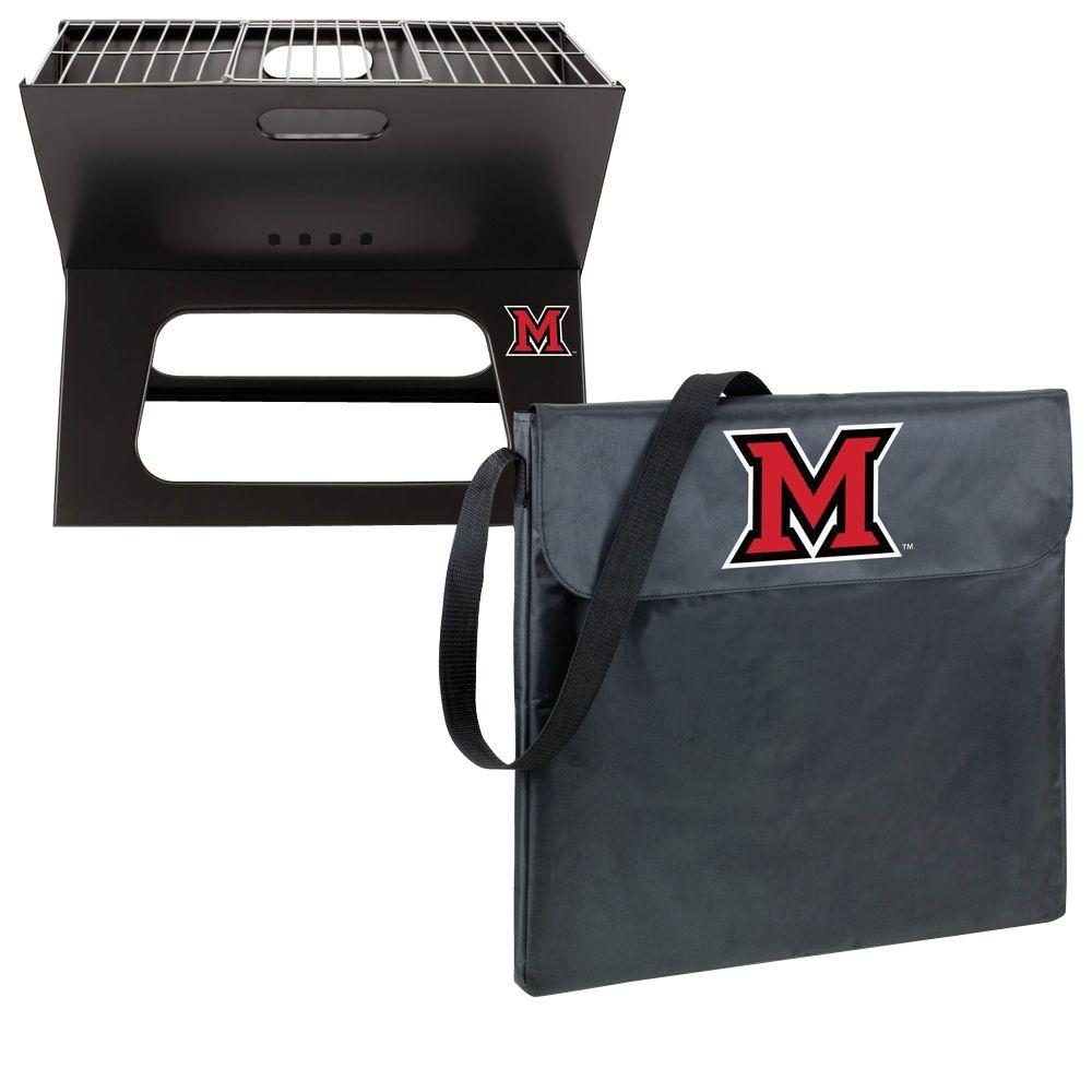 X-Grill Miami (OH) Folding Portable Charcoal Grill