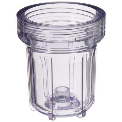 153056 5 in. Filter Slim Line Clear Replacement Sump