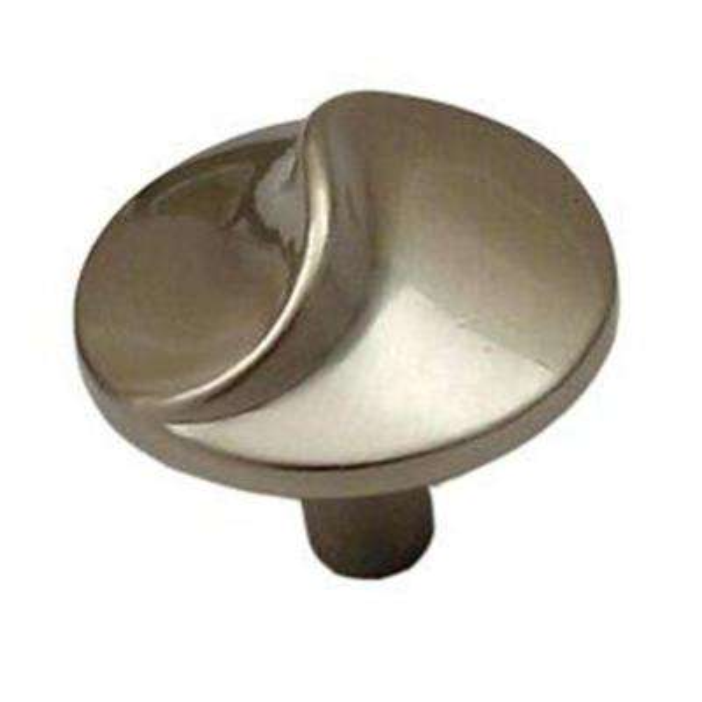 HighLine 1-3/8 in. Satin Nickel Cabinet Knob