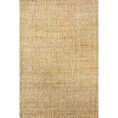 Hailey Natural 8 ft. x 10 ft. Area Rug