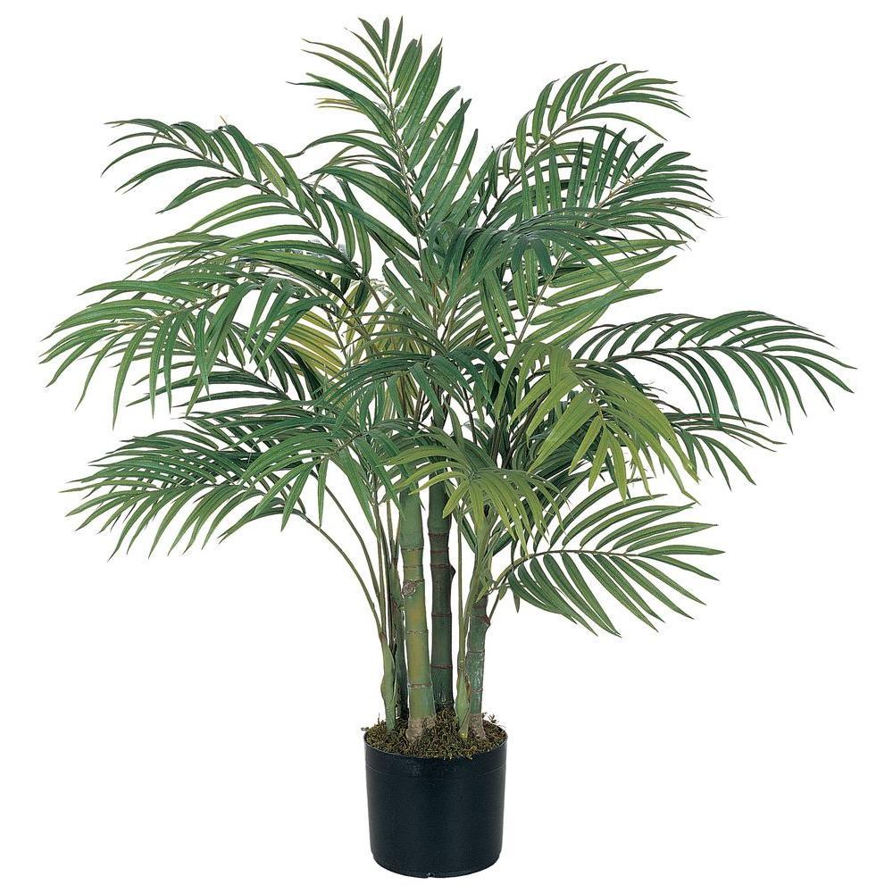 3 ft. Areca Silk Palm Tree