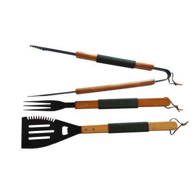 Grill Tool Set (3-Piece)