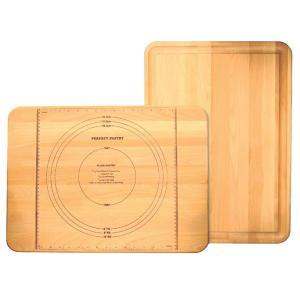Catskill Craftsmen Perfect Pastry Wooden Cutting Board by Catskill Craftsmen