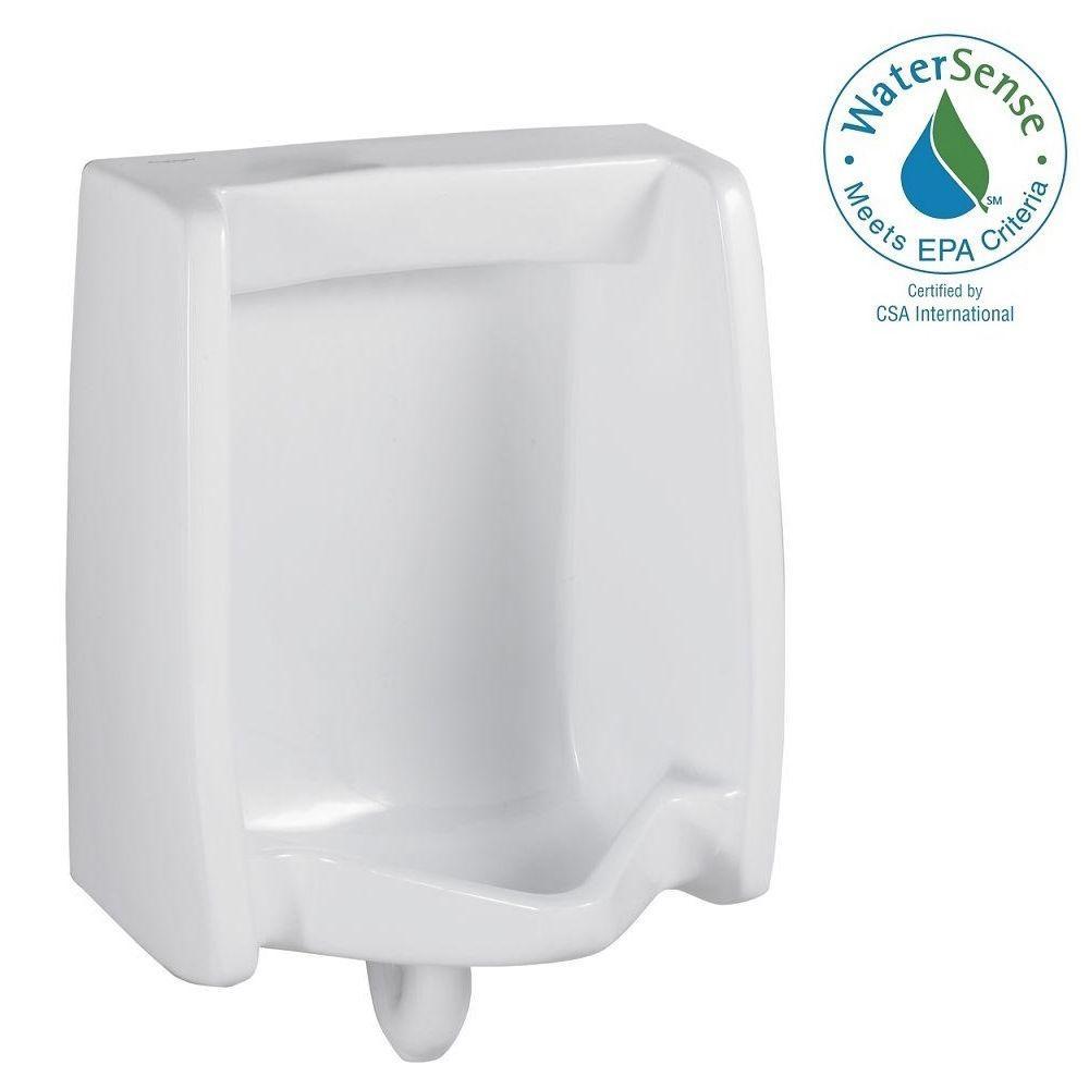 Wash Brook Universal 1.0 GPF Urinal in White