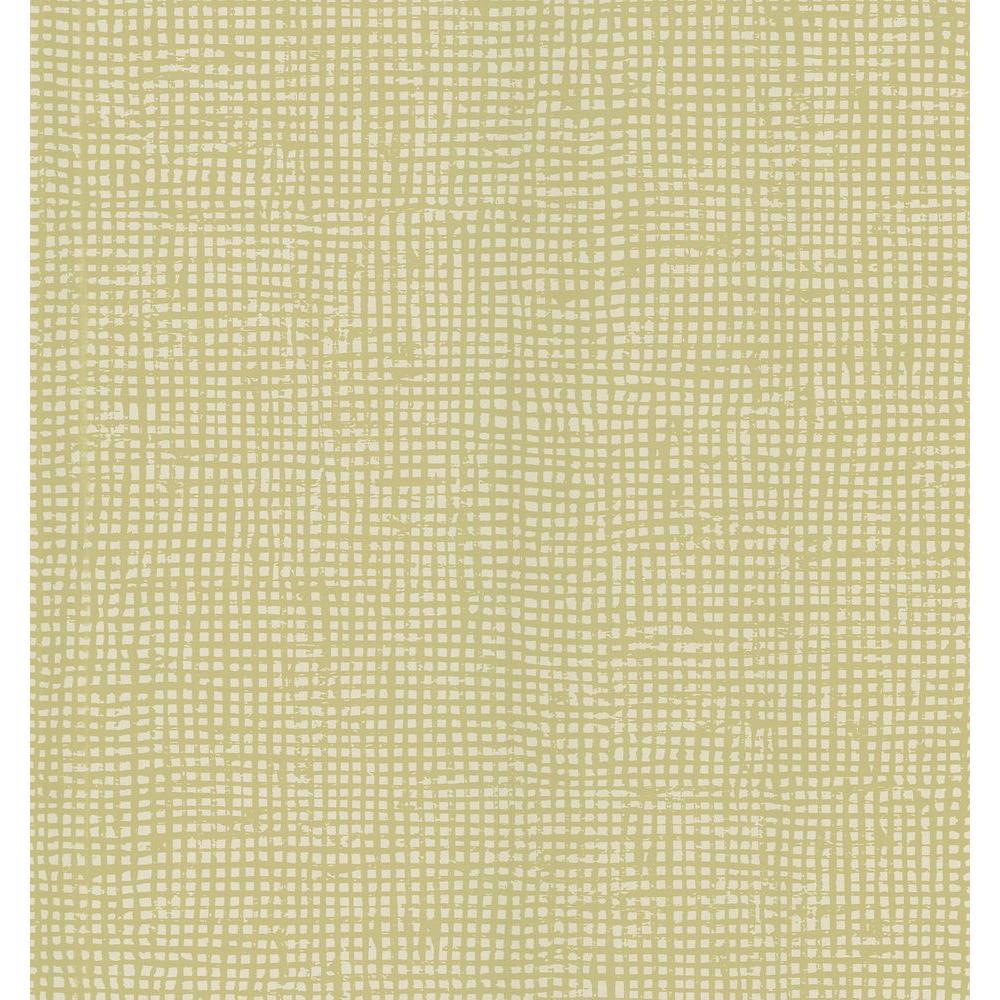 National Geographic Cordel Beige Weave Wallpaper Sample 405-49426SAM