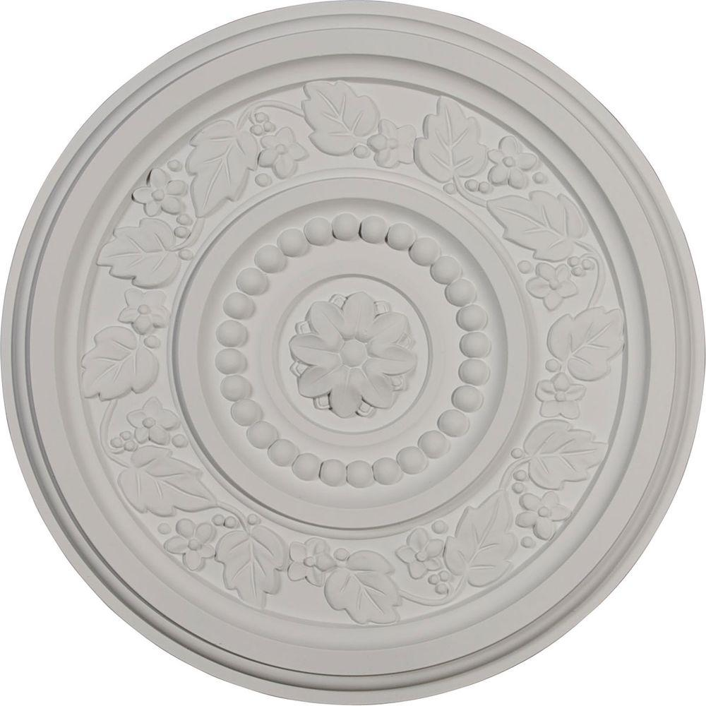 Ekena Millwork 16-1/8 in. Marseille Ceiling Medallion