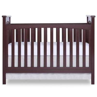 Cape Town Dark Brown 5 in 1 Convertible Crib