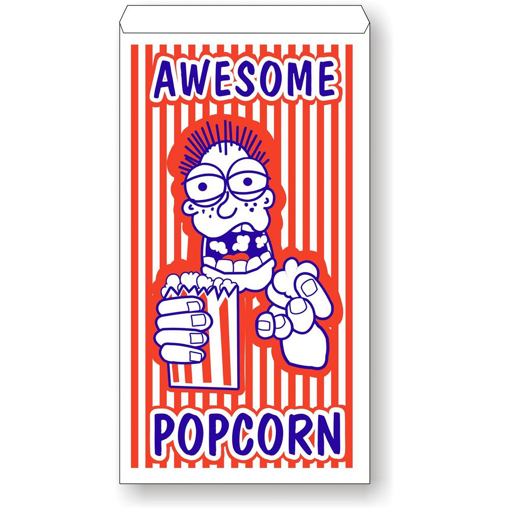 Great Northern 2 oz. Movie Theater Popcorn Bags (100-Count), Multi-Colored was $23.51 now $14.1 (40.0% off)