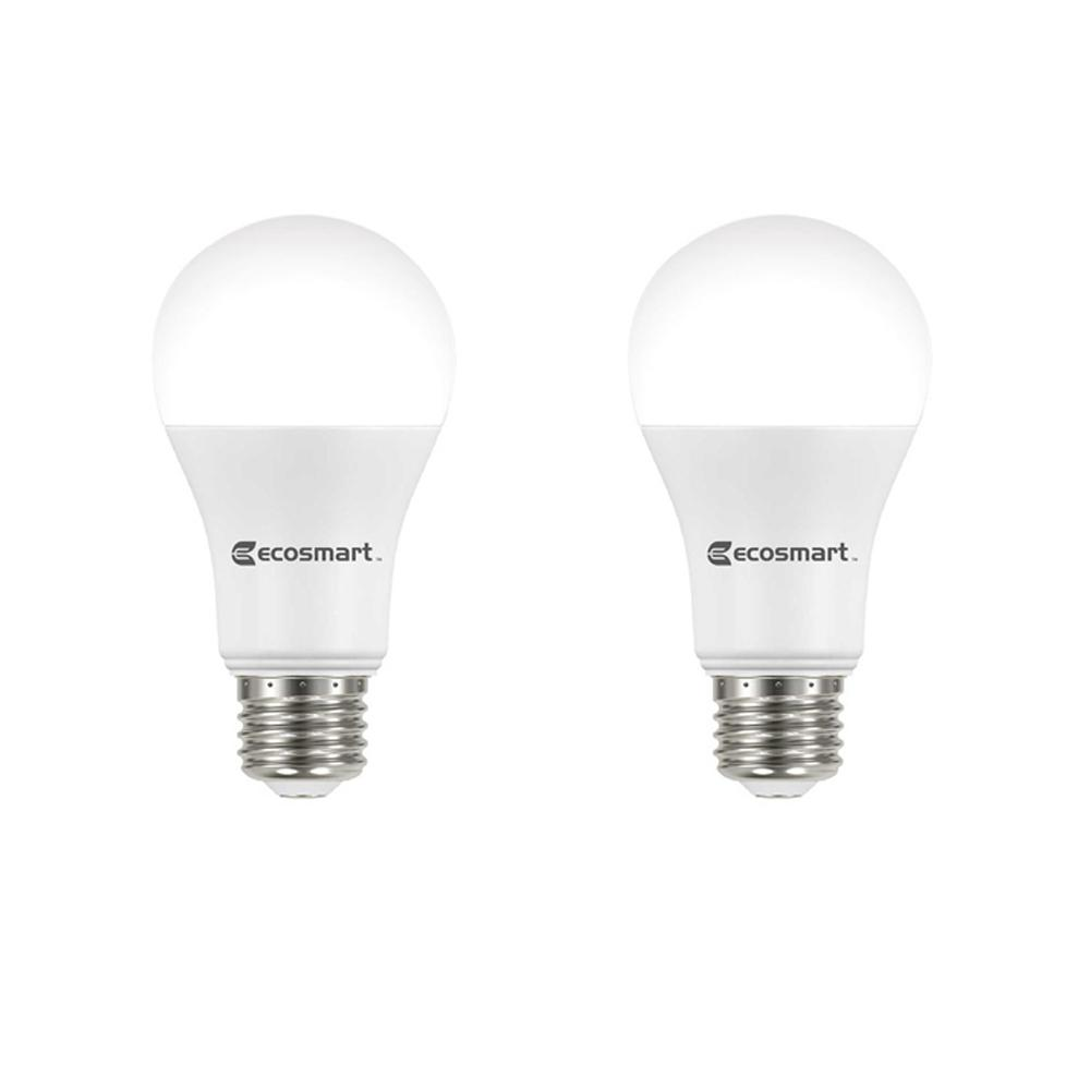 75 Watt Equivalent A19 Dimmable