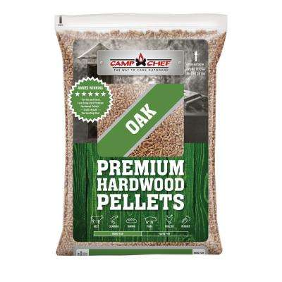 Oak Premium Hardwood BBQ Wood Pellets