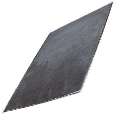 32 in. x 48 in. Gray BBQ Mat
