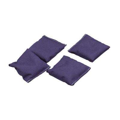 Purple Bean Bags (Set of 4)