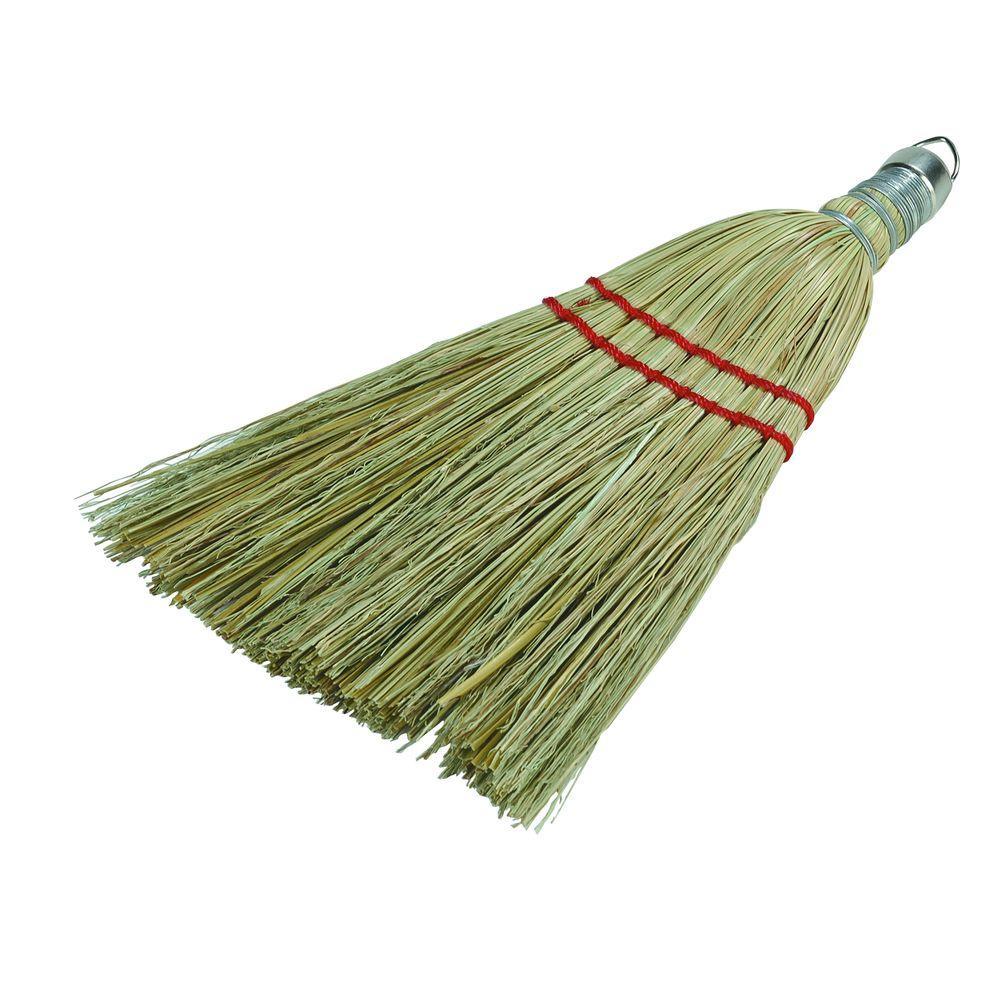10 in. Corn Whisk Broom (12-Case)