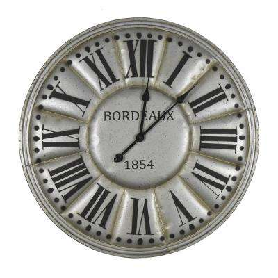 Pherius Tin Clock