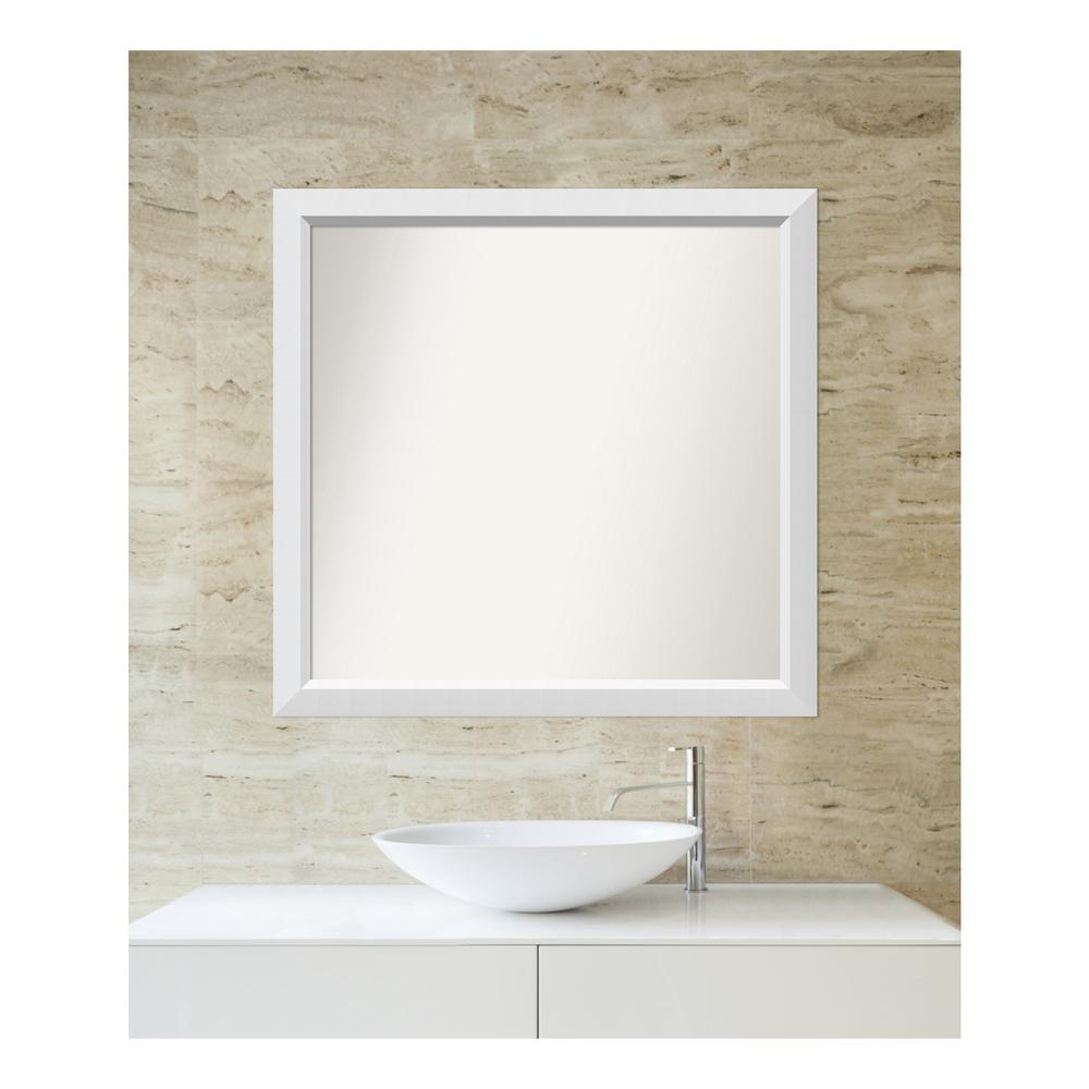 Kohler Verdera 34 In W X 33 H Lighted Mirror 99572 Tl Na The Jerdon Mounted Wiring Diagram Choose Your Custom Size Blanco White