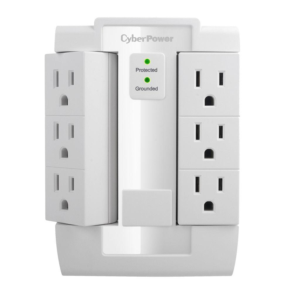 Wall Socket Covers Ce Tech 3Outlet Usb Travel Wall Tap Surge Protectorhdc300Wuwh