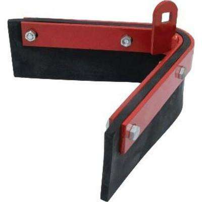Complete V Shape Crack Squeegee Head with Handle