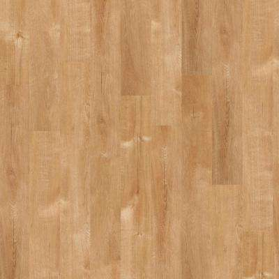 New Liberty 12 mil 6 in. x 48 in. Prairie Resilient Vinyl Plank Flooring (53.93 sq. ft. / case)