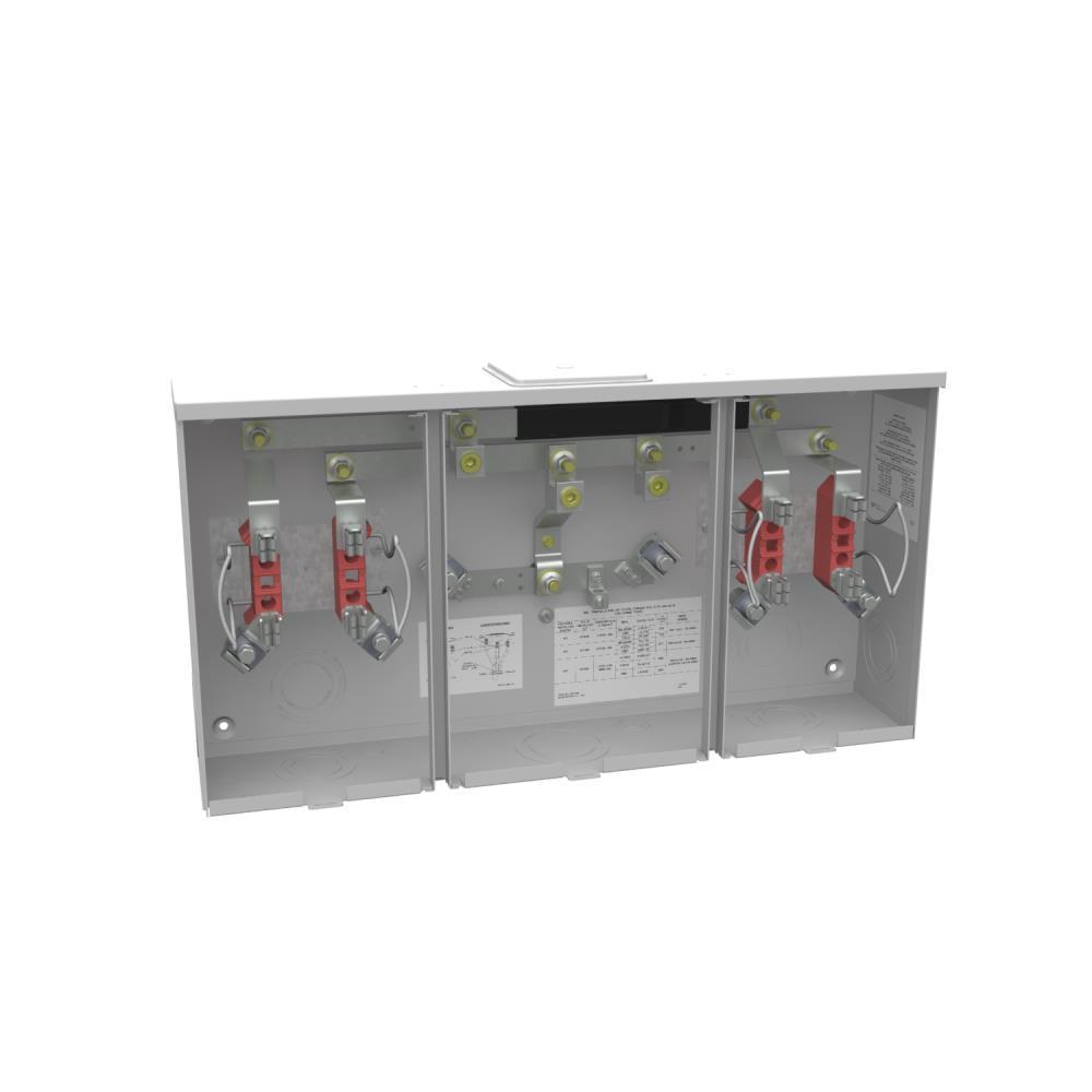 Milbank Meter Base Wiring Diagram | Wiring Liry on meter socket wiring diagram, 200 amp disconnect with meter, 200 amp meter installation,