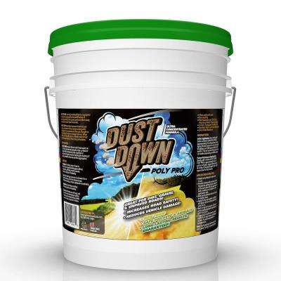 5 Gal. Liquid Dust Down Polymer Surface Wetting Agent