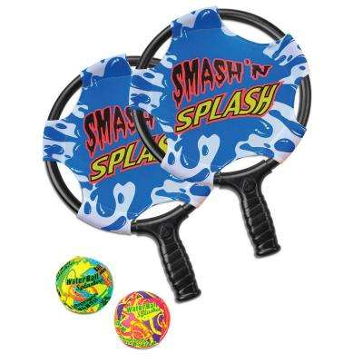 Smash and Splash Paddle Ball Pool Game
