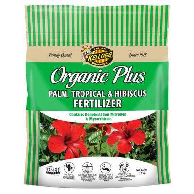 3.5 lb. Palm Tropical and Hibiscus Fertilizer