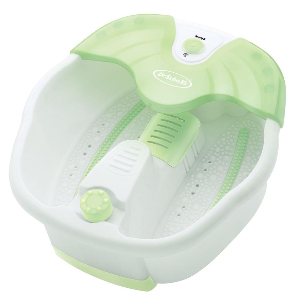 null Dr. Scholl's Invigorating Aromatherapy Foot Spa-DISCONTINUED