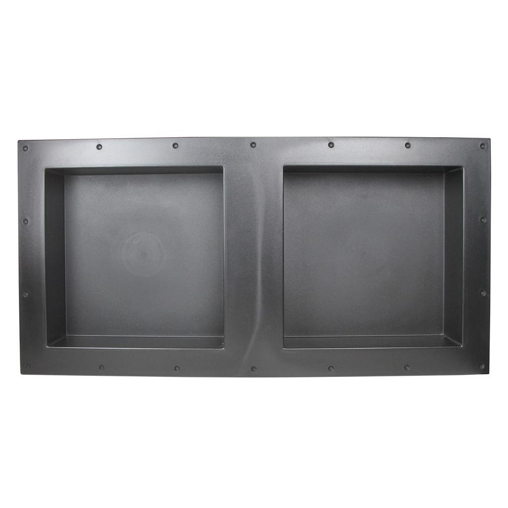 EModernDecor Over Mount Installation 32 In. X 16 In. ABS
