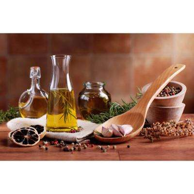 Olive Oil Foam Placemats (Set of 4)