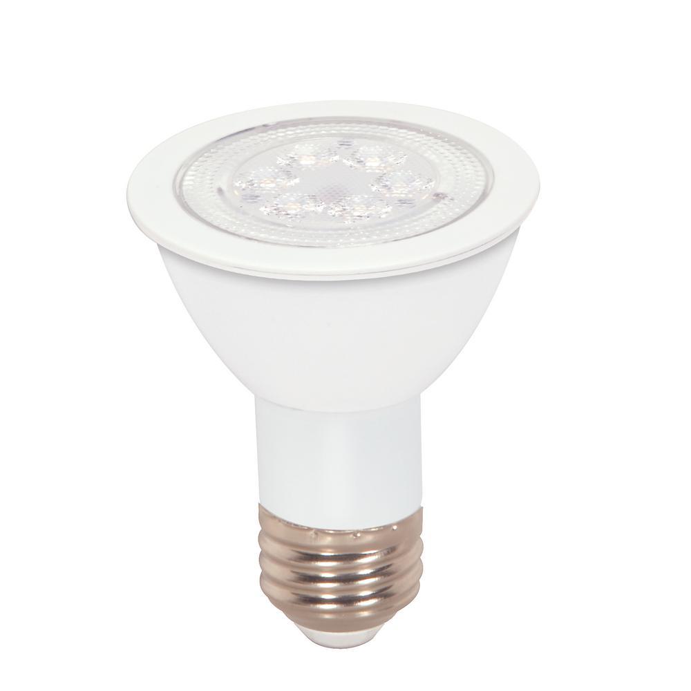 50-Watt Equivalent PAR20 Flood LED Light Bulb (1-Pack)
