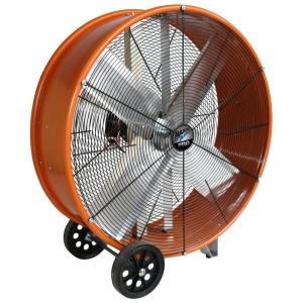 Industrial Heavy Duty 2 Speed PRO Drum Fan