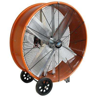 30 in. Industrial Heavy Duty 2-Speed PRO Drum Fan