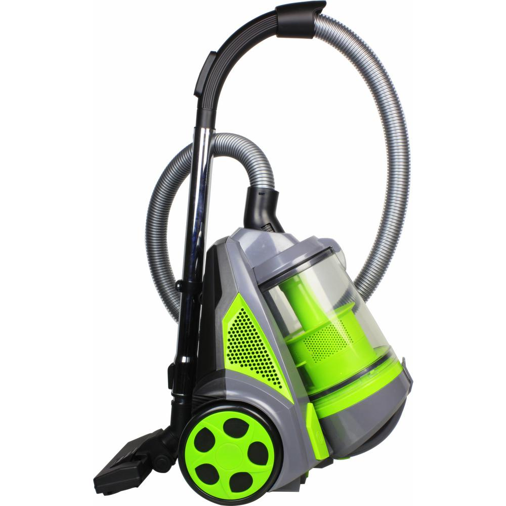 Ovente Cyclonic Bagless Canister Vacuum Cleaner St2620g