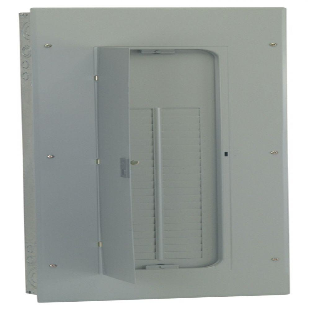 GE PowerMark Gold 200 Amp 42-Space 42-Circuit 3-Phase Indoor Main Lug Circuit Breaker Panel