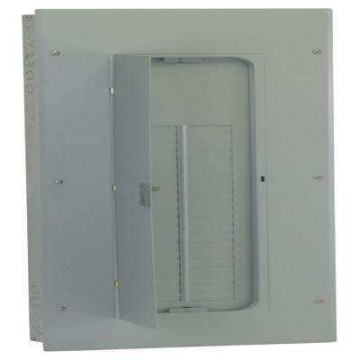 PowerMark Gold 200 Amp 42-Space 42-Circuit 3-Phase Indoor Main Lug Circuit Breaker Panel