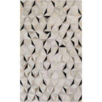 Pinesdale Charcoal 2 ft. x 3 ft. Indoor Area Rug