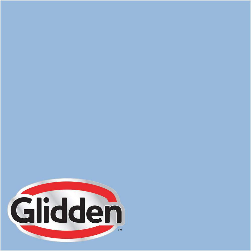 Hdgv15 French Country Blue Flat Interior Paint Sample