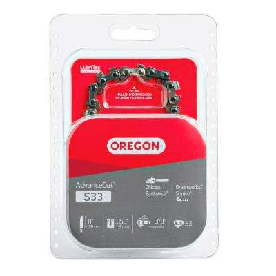8 in. Chainsaw Chain