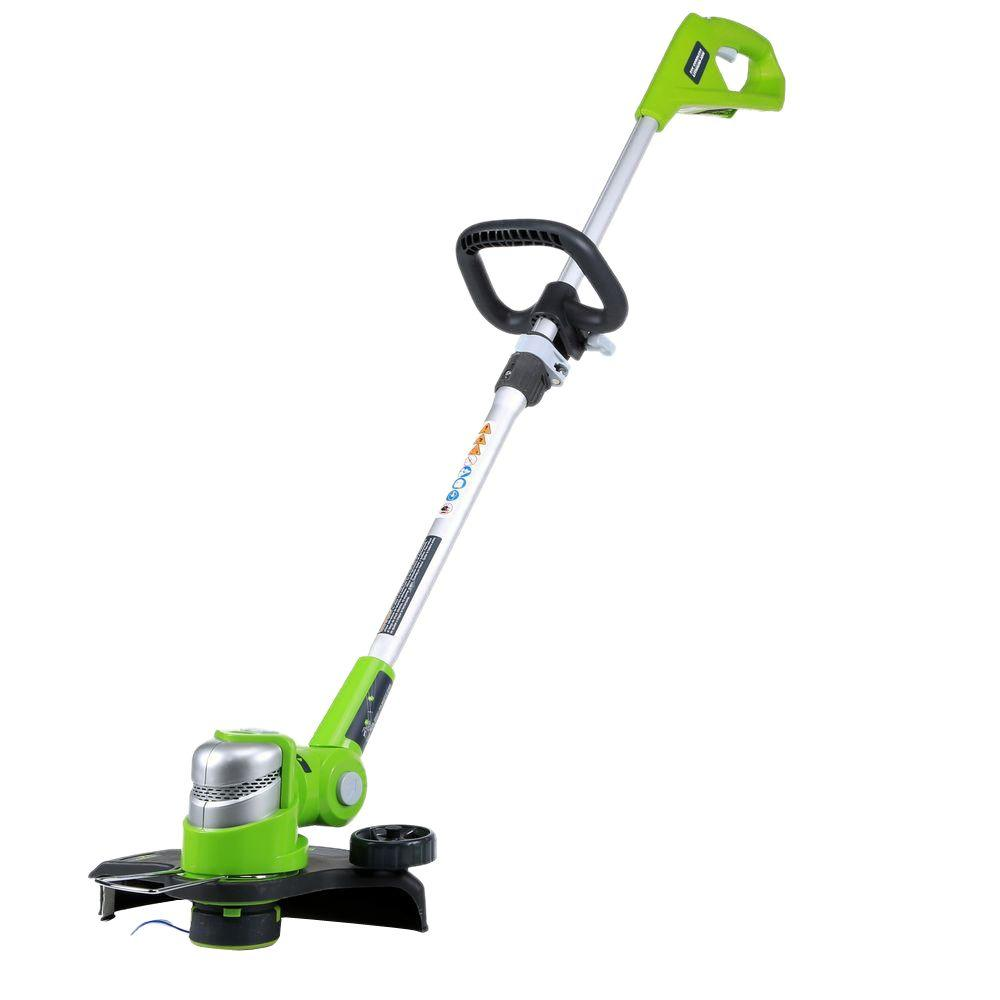 G24 24-Volt Cordless String Trimmer - Battery and Charger Not Included
