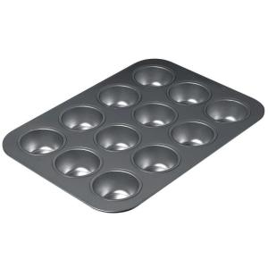 16612 12-Cup Chicago Metallic Non Stick Muffin Pan by